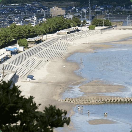富海海水浴場